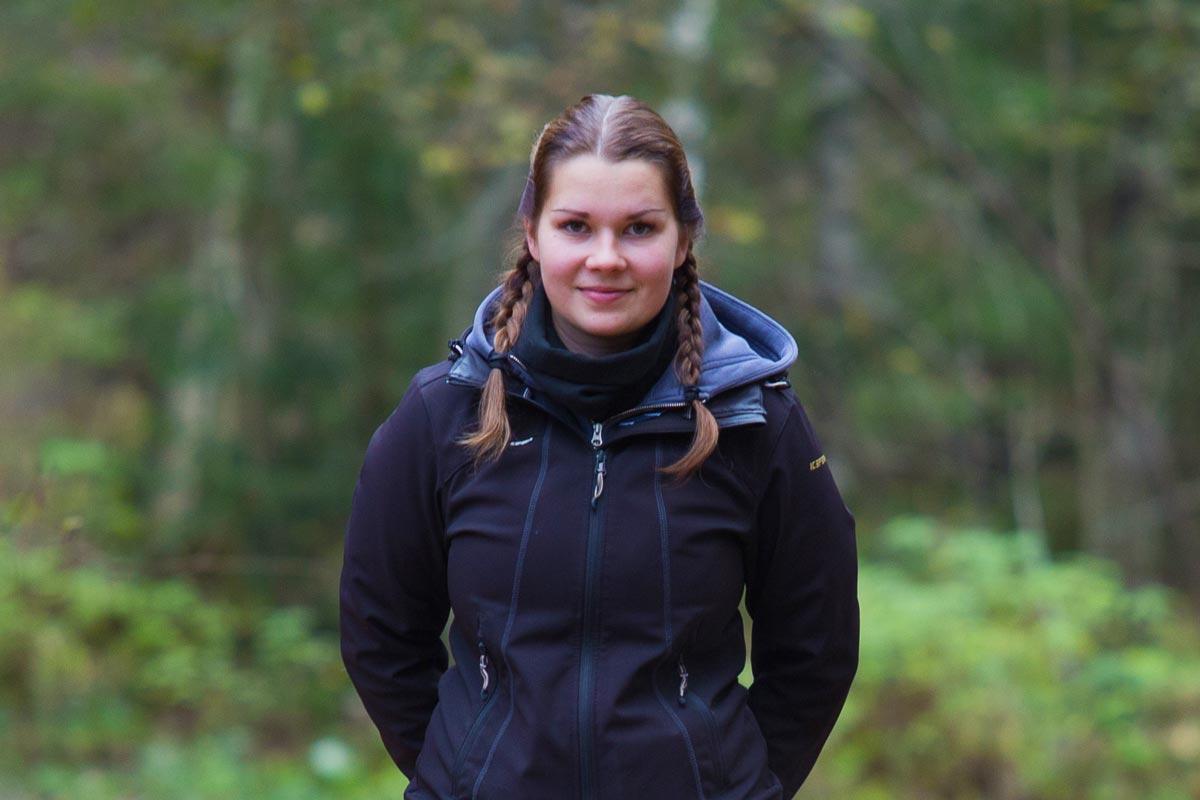 Esittely Kia Stenlund